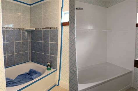 how to paint bathroom tile 24 easy and inexpensive ways to upgrade your bathroom