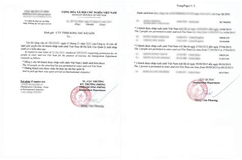Bank Approval Letter For Visa How To Get A Tourist Visa For U S Citizens Weekend Blitz