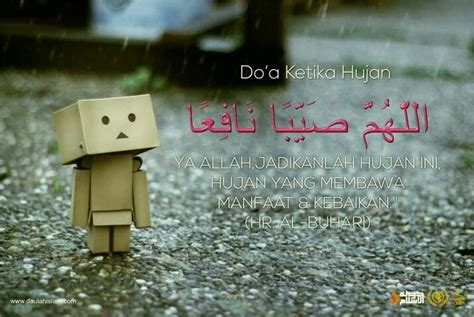 utopia riani hujan 02 52 doa ketika hujan islam pinterest