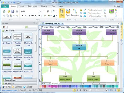 tree structure software fault tree diagram software create fault tree diagrams