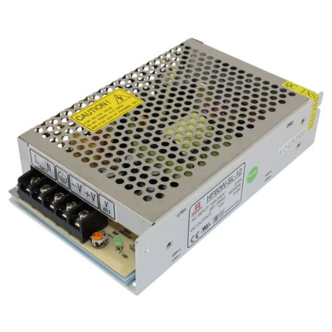 12 volt power supply 5 0 single output