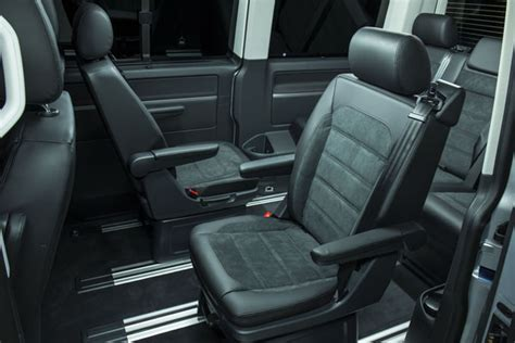 volkswagen multivan interior vw multivan a machine for the times
