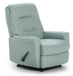 wall hugger swivel recliner small swivel rocker recliner foter