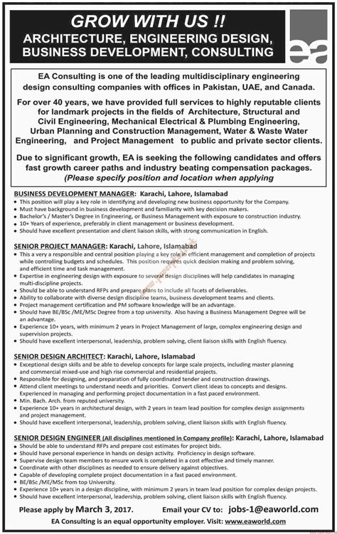 engineering pattern making jobs architecture engineering design business development