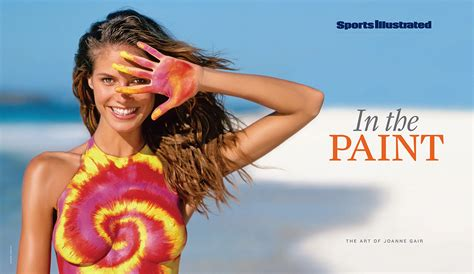 In The Paint Sports Illustrated Painting On Behance