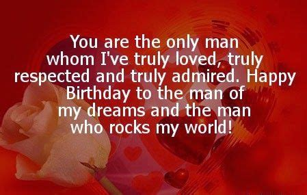 Birthday For Him Quotes Cute And Romantic Happy Birthday Quotes For Him With Love