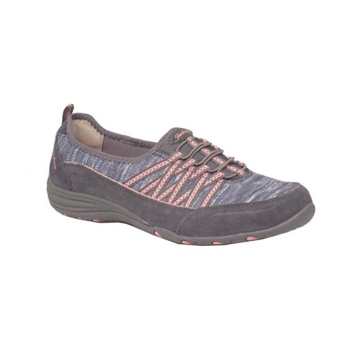 Pink Grey Shoes sketchers womens shoe 23155 pink grey