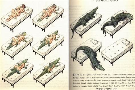 codex seraphinianus mike is bored november 2008