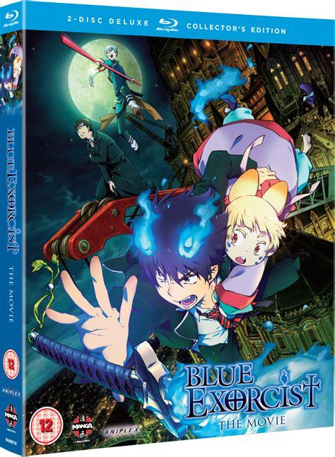 blue exorcist film ita blue exorcist the movie fetch publicity