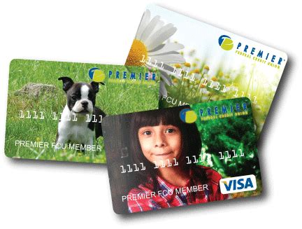 Customized Visa Gift Card - atm visa debit cards premier federal credit union