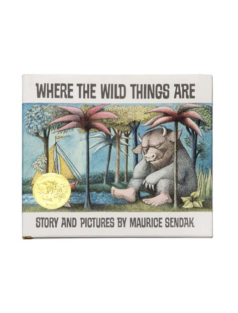 where the things are picture book where the things are hardcover book out of print