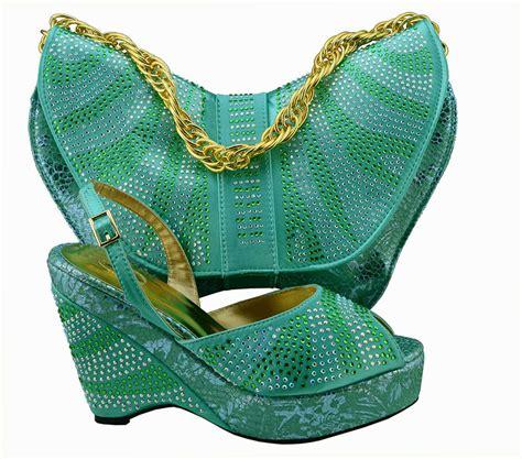 Hochzeit Schuhe Spiel by Kaufen Gro 223 Handel Schuhe Passende Handtasche Aus