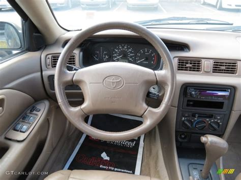 Toyota Camry 1998 Interior by 1998 Toyota Camry Le V6 Oak Steering Wheel Photo 72214568