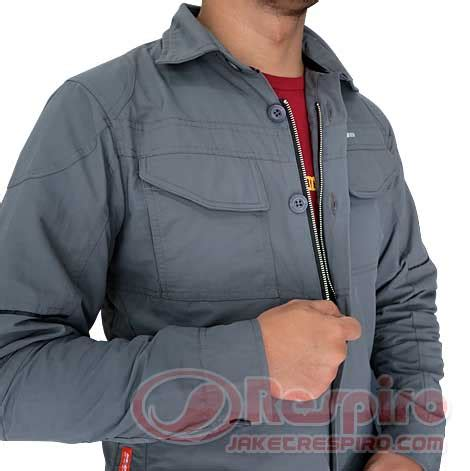 Jaket Kemeja Respiro Salvator jaket kemeja respiro salvatore r1 jaket motor respiro jaket anti angin anti air 100