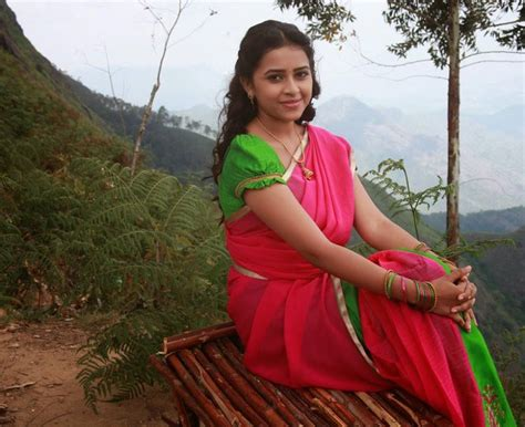 latest picture in tamil tamil actress sri divya latest photos in saree