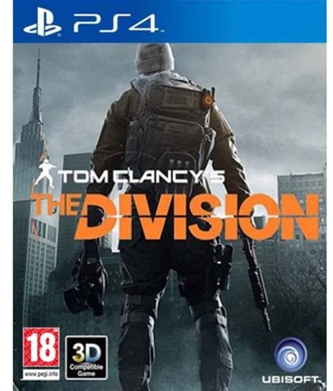 Hoodie Abu Tom Clancys 02 tom clancy s the division for ps4 price review and buy in dubai abu dhabi and rest of