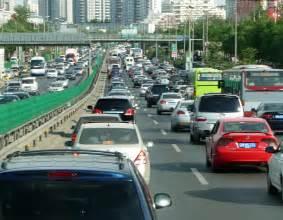Traffic In File Beijing Traffic Jam Jpg Wikimedia Commons