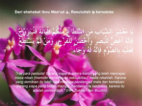 kata kata mutiara bijak islami pernikahan  indah