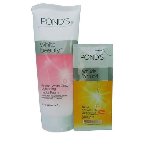 Ponds White Detox Review by Pond S White Pinkish Glow Lightening Light