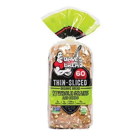 21 whole grains bread shop for dave s killer bread 21 whole grains thin sliced