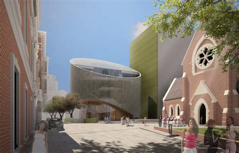 design form perth kerry hill to design new perth library and plaza