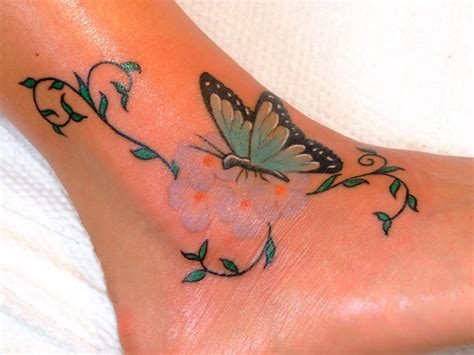 tattoo designs in ankle butterfly tattoos designs ideas and meaning tattoos for you