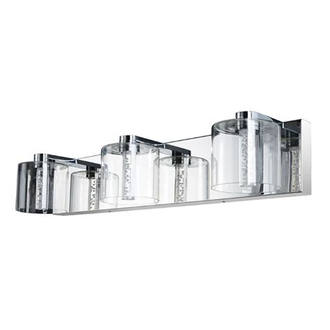 Bathroom Lighting Fixtures Chrome With Brilliant Type In Uk Eyagci Quot Fernandel Quot 3 Light Bathroom Fixture Rona 139 Ksmac Ideas Chrome Finish