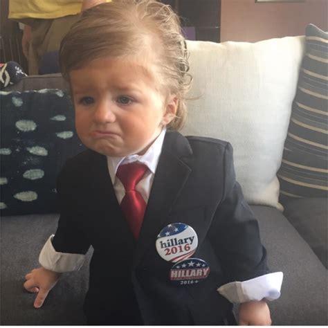 donald trump with kid halloween 2016 celebrity kids play dress up hello canada