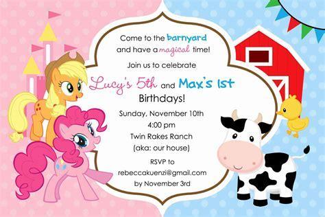 My Little Pony Birthday Cards ? gangcraft.net
