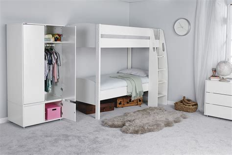 Stompa Bunk Beds Uk Stompa Uno S Wooden Bunk Bed