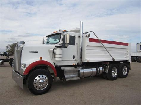 2005 kenworth for sale 2005 kenworth w900 heavy duty dump truck for sale 569 000
