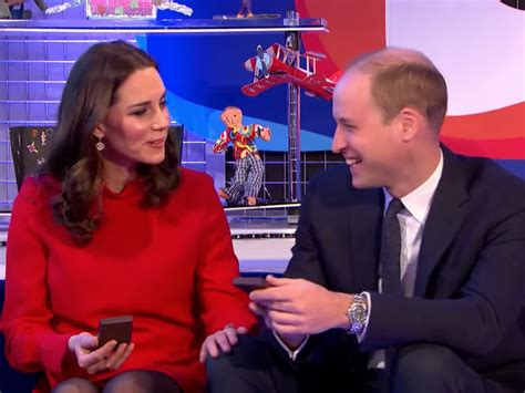 prince william and catherine are affectionate at prince william and kate middleton broke from royal
