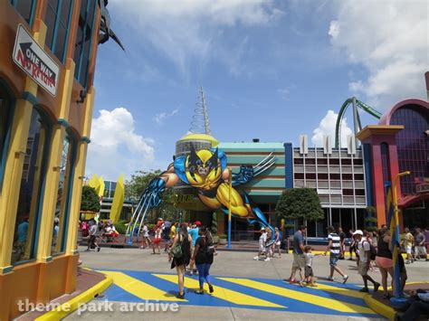 theme park hero theme park archive marvel super hero island at universal