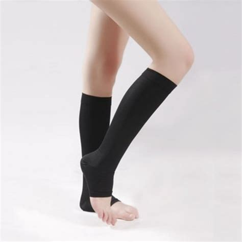 18 21mmhg knee high compression socks varicose