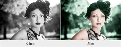 colorize black and white photos how to colorize a black and white photo in photoshop