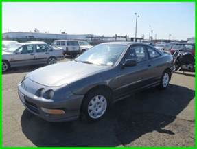 1994 Acura Integra Rs Specs 1994 Acura Integra Rs Used 1 8l I4 16v Manual Coupe No Reserve