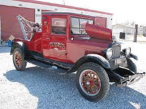 1927 chevrolet capital tow truck weaver 2 ton auto