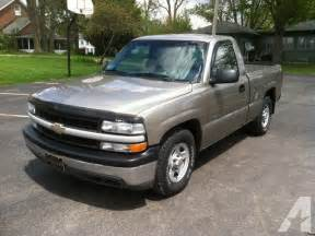 Used Cars For Sale In Indiana 1500 2000 Chevrolet Silverado 1500 For Sale In Dayton Indiana