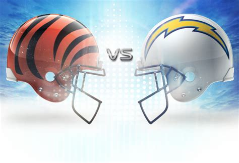 chargers bengals tickets scouting report chargers vs bengals san diego chargers