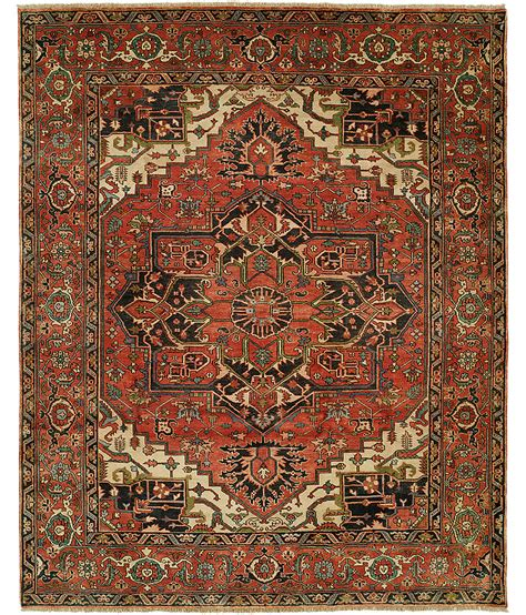 hri rugs serapi heritage collection design sh 15 rust rust hri rugs harounian rugs international