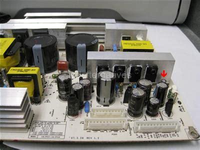 tv capacitors uk repair kit lg 42lc7d uk lcd tv capacitors ebay