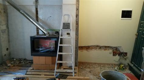 installazione camino a legna foto installazione camino e canna fumaria di mca srl