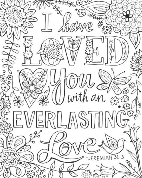 9 best images about bible verse adult coloring sheets on coloring pages bible verses www allegiancewars com www