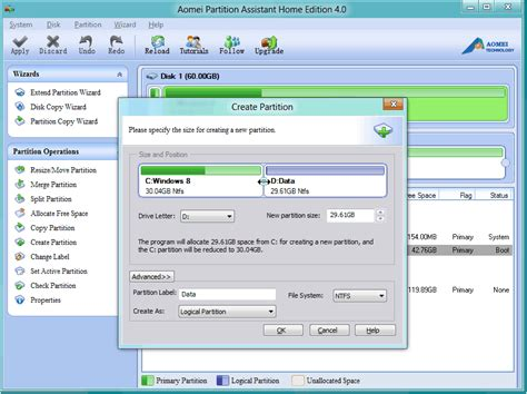 format hard drive and install windows 8 how to partition a hard drive in windows 8 without formatting