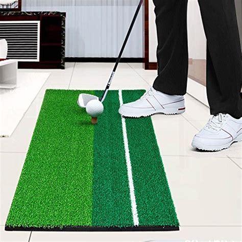 10 X24 White Woven Mats by Amzdeal Golf Hitting Mat 12 Quot X24 Quot Golf Mat For Outdoor