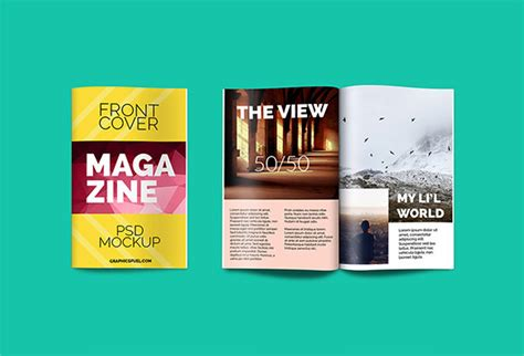 magazine template psd 31 magazine cover template free sle exle format