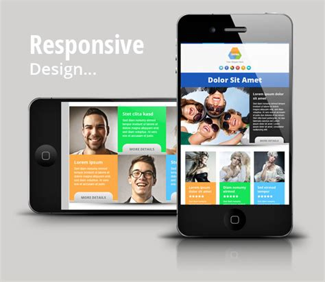 newsletter templates responsive central responsive email newsletter template by pophonic