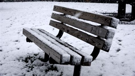 bench winter granite mine stock footage video 2968012 shutterstock