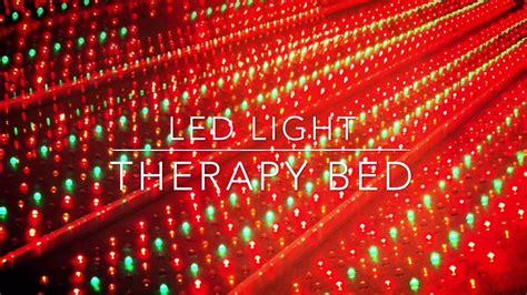 led light therapy bed led light therapy bed at orchid spa and wellness