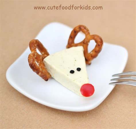 easy christmas food crafts food for 37 edible reindeer crafts